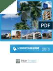 INTER INVEST Investissements Outre Mer 2013 en Toute Securite