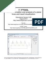f Tool 300 Tutorial Truss