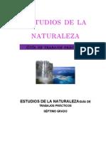 Trabajo Practico. Estudios de La Naturaleza.