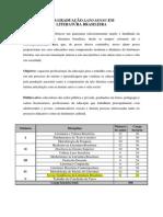 Ped Literatura Brasileira Unicid