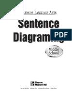 Sentence Diagramming 1
