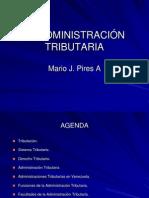 La Administración tributaria