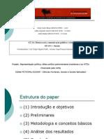 Braga&Becher 2009-10-22 Anpocs Clientelismo Internet e Voto