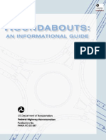Roundabouts An informational Guide – US Department of Transportation