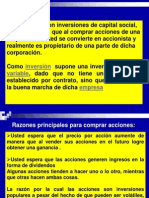 Festion Financiera - Acciones