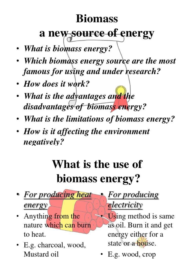 Biomass Energy | Biofuel | Biomass