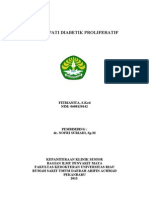 Retinopati Diabetik Proliferatif