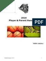 mdb handbook 2014