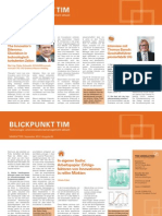 TIM CONSULTING Newsletter September 2013