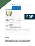 Constitución de Guatemal1
