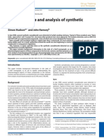 Analysis of Synthetic Cannabinoids