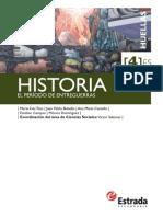 Huellas Historia 4