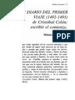 Analisis Del Diario de Colon