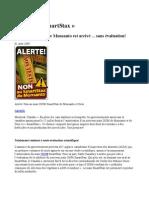 l'OGM nouveau de Monsanto est arrivé ... sans évaluation! | Greenpeace Canada