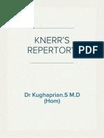 KNERR'S REPERTORY