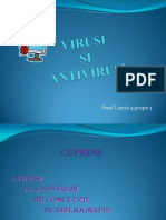 Virusi Si Antivirusi
