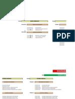 Diagrama Wbs de Puente