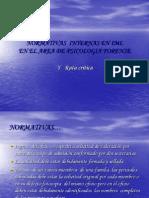 Normativas Internas Del IML