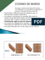 Construcciones de Muros