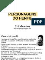 PERSONAGENS DO HENFIL