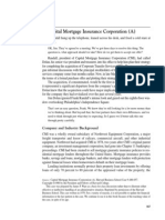 Capital Morgage Insurance