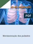 Seminario Biofísica da respiraçao