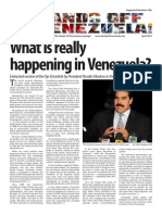 Hands Off Venezuela Newsletter, April 2014