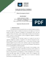 Taller de Invest Guiada I_Ollier - Gutierrez_2013