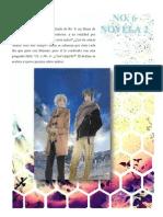 [Kanarianime] No. 6 Novela 2