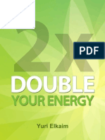 How to Double Your Energy NEW