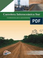Libro Carretera Interoceanica Sur