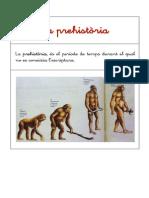 Prehistoria minillibret