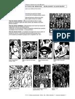 XX-114 ~ Dessins expressionnistes - Brücke - Klee