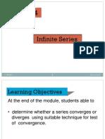 Series Module 4 -September 2010