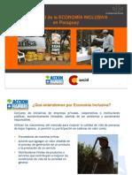Fomento de la economia inclusiva en Paraguay