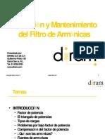 Curso de Operación y Mantenimiento de Filtros de Armónicas