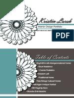 Kristin Larsh Interior Design Portfolio