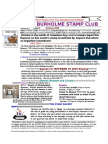 Burholme Stamp Club October-09