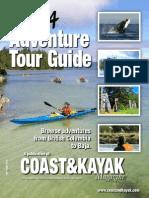 2014 Adventure Tour Guide