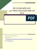 Chapter1_Tong Quan Ve Lap Trinh Web Voi Java