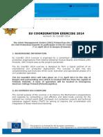 EU CoordEx 2014 FINLAND
