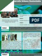 Planificación Urbana y Desarrollo Sostenible final