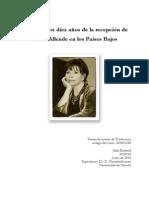 Recepción de Isabel Allende (2)