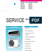 Service Manual Air ConditionerSAMSUNG