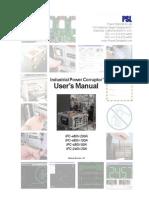 Industrial Power Corruptor User Manual 1.00 Rev