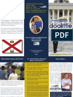 Doolittle Campaign Brochure