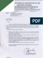 Tata Cara Pengurusan STRA Apoteker Baru 29 Agustus 2013