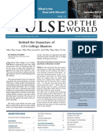 The Pulse of the World - Issue 34