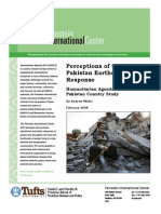 HA2015 Preceptions of the Pakistan Earthquake Response