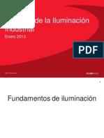 1-Factores de la Iluminación Industrial 2013
